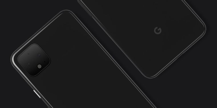 Google responds to Pixel 4 rumors by… posting a picture of the Pixel 4