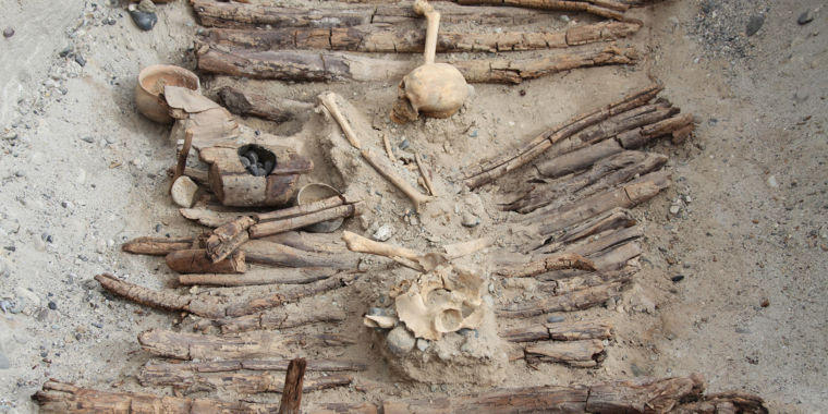 Oldest evidence of cannabis smoking found in ancient Chinese cemetery