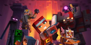 Minecraft Dungeons hands-on: A shameless Diablo clone—and better for it