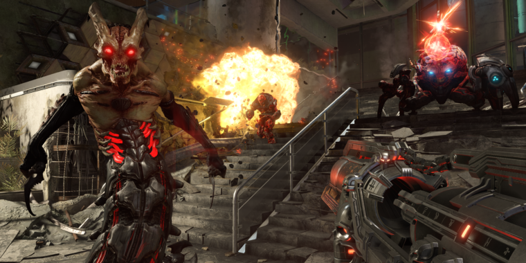 Stadia's E3 Doom Eternal demo made me a cloud gaming believer