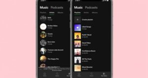 Spotify's 'Your Library' Gets Much Needed Redesign