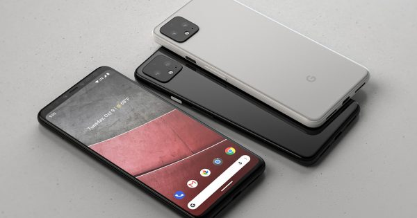 The Pretty Pixel 4 Renders are Here