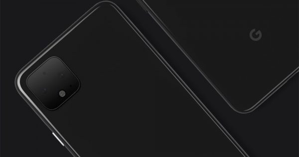 Pixel 4 Caught on Camera With That Unmistakable Camera Box