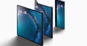 Huawei Delays Foldable Mate X to 'Improve Folding Screen'