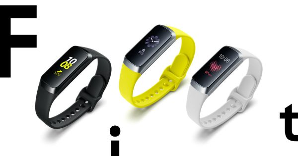 Samsung Galaxy Fit Activity Tracker Now Available for $99