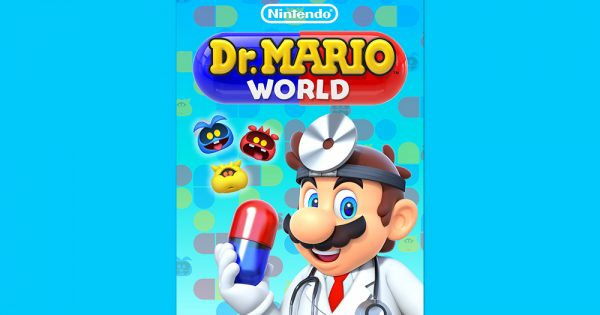 Pre-Registration Opens for Dr. Mario World on Android, Arrives July 10