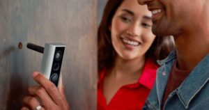 Replace Your Front Door's Trusty Peephole With the $199 Ring Door View Cam