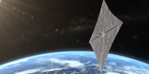 One legacy of Carl Sagan may take flight next week—a working solar sail