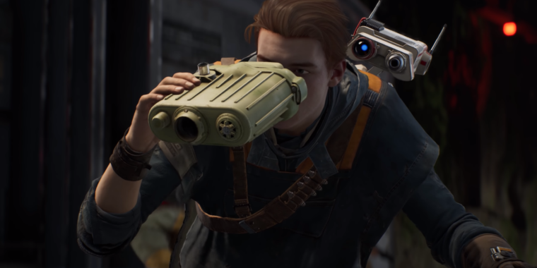 Jedi: Fallen Order hands-on: Finally, a solid EA Star Wars game—is that enough?