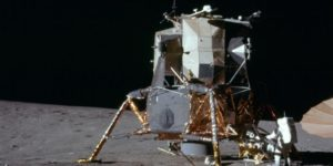 Via the BBC, find out how Apollo 11's Eagle actually landed