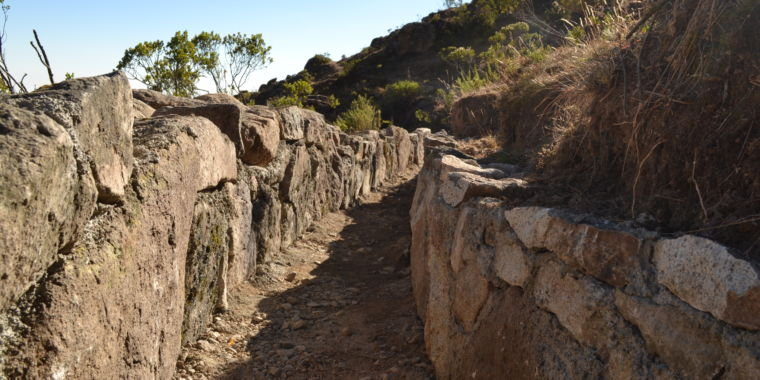 Ancient Peruvian engineering could help solve modern water shortages