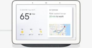 DEAL: Google Home Hub for $59 at eBay