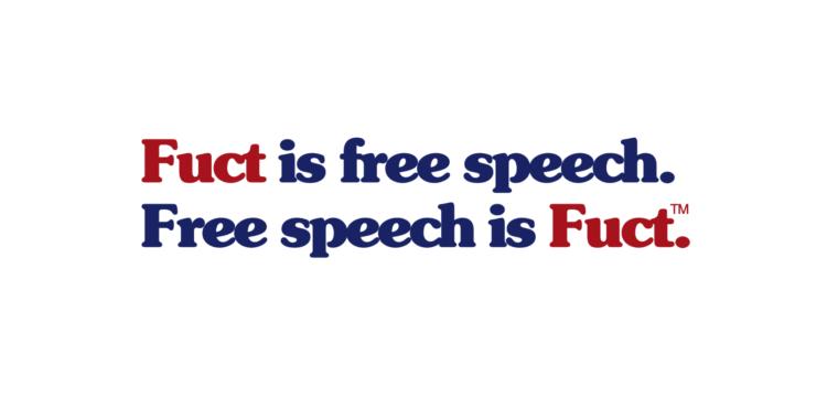 "SCOTUS: Ban on ""FUCT"" trademark registration violates First Amendment"