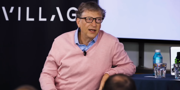"""Bill Gates calls failure to fight Android his """"greatest mistake"""""""