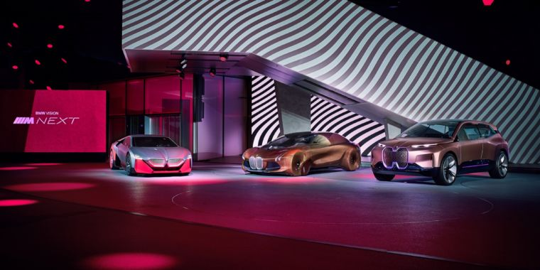 BMW speeds up plans to electrify 25 new models, now due by 2023