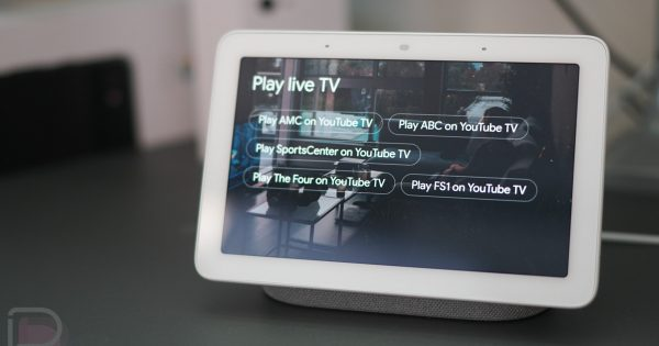 YouTube TV Subscribers, be on the Lookout for a $49 Nest Hub Offer