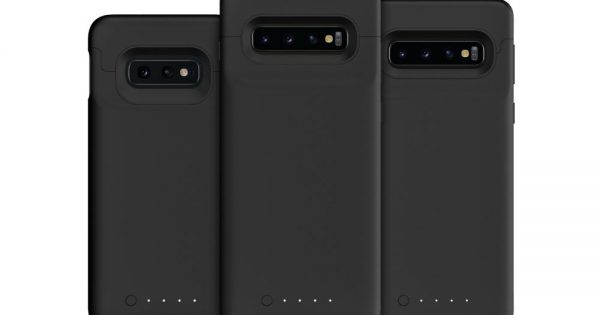 mophie's $99 Juice Packs for Galaxy S10 Lineup Offer Up to 2,500mAh in Extra Battery Life