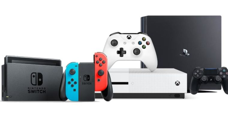 Console makers seek to avoid 25% price bump driven by Trump's trade war
