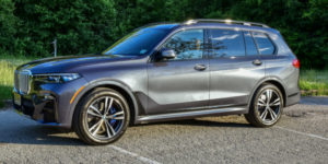 Go big and go home: The BMW X7 reviewed