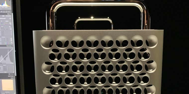 Apple may have leaked the Mac Pro and Pro Display XDR release month
