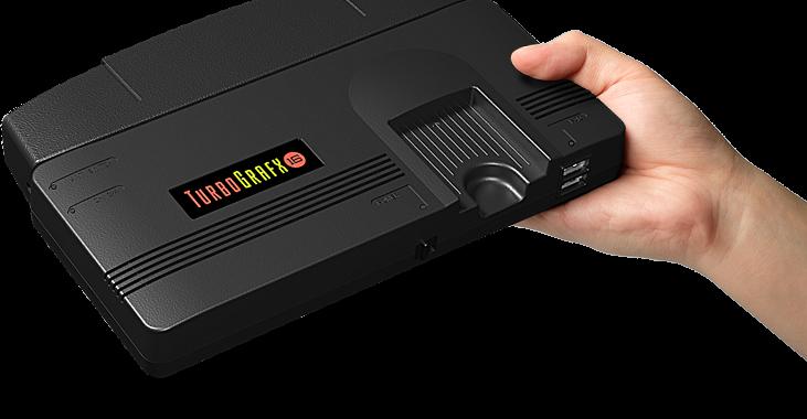 Konami announces plug-and-play TurboGrafx-16 Mini