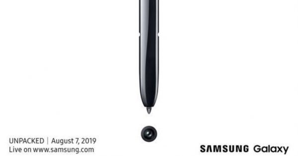 Invites Rolling Out, Galaxy Note 10 Arrives August 7