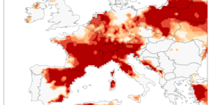 Rapid results in on climate change and the European heat wave
