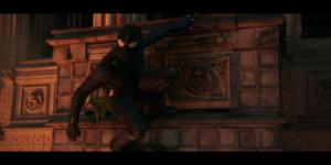 Spider-Man is back—but why all dressed in black?
