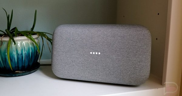 DEAL: Get a Google Home Max for $209 With Coupon Code ($40 Off)