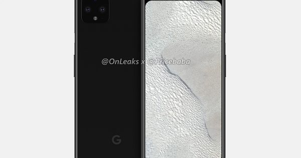 Ready to See the Front and Back of the Pixel 4, Pixel 4 XL?