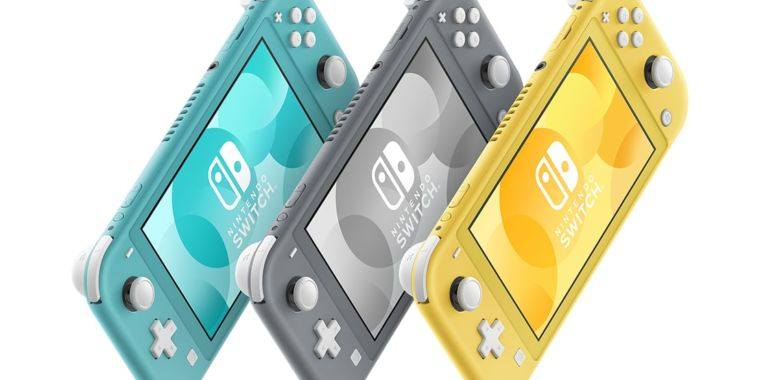 """Nintendo confirms portable-only, $200 """"Switch Lite"""" for September [Updated]"""