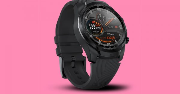 Mobvoi Makes TicWatch Pro 4G/LTE Official With Verizon Connectivity at $299