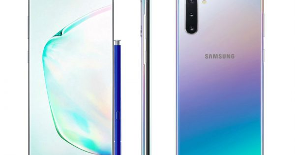 This is the Galaxy Note 10