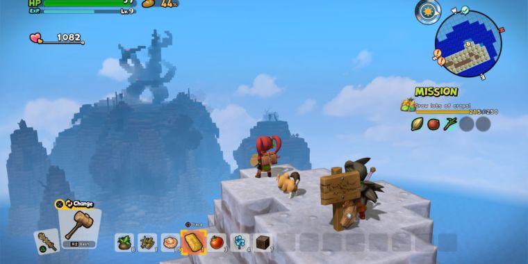 Dragon Quest Builders 2 review: Building on success