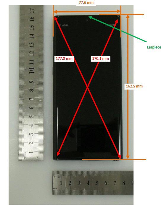 Note 10 FCC