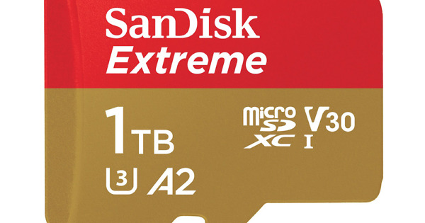 DEAL: 1TB SanDisk Extreme Drops to All-Time Low Price of $340 Today