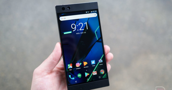Razer Appears to Have Abandoned Original Razer Phone, No Pie and Still on July, 2018 Patch