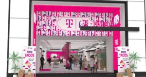 Limited Time Event: T-Mobile and Taco Bell Join Forces to Create T-MoBell Stores