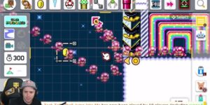 Nintendo deletes popular Mario Maker 2 level for unexplained reasons