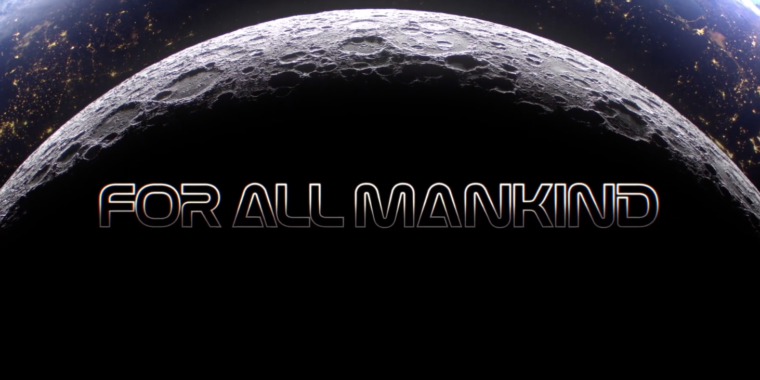 Apple celebrates Apollo 11 anniversary with a new peek at For All Mankind