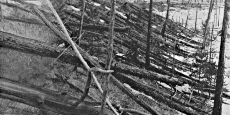 New research on Tunguska finds such events happen less often than we thought