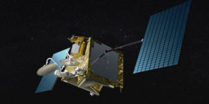 OneWeb's low-Earth satellites hit 400Mbps and 32ms latency in new test