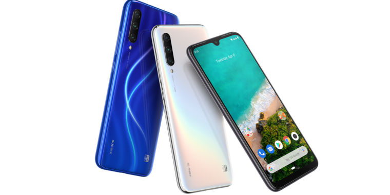 Xiaomi's Mi A3 brings stock Android, OLED display for €249