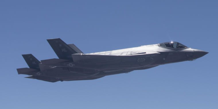"Turkey crosses ""red line,"" gets booted from F-35 partnership"