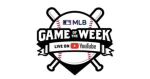 YouTube Streaming an Exclusive MLB Game Once a Week Starting Today