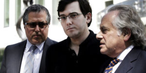 Shkreli stays in jail; Infamous ex-pharma CEO quickly loses appeal