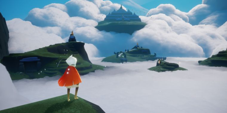 Journey creator's Sky debuts on iPhone and iPad
