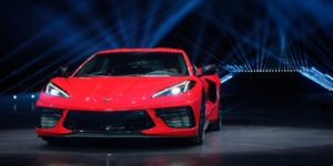 The Corvette goes mid-engined—supercar performance for $60,000