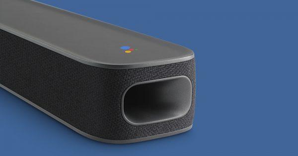 Google Welcomes Android TV to Soundbars