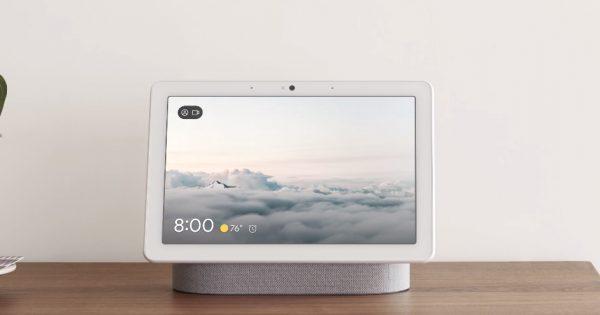 Google Nest Hub Max Arrives September 9